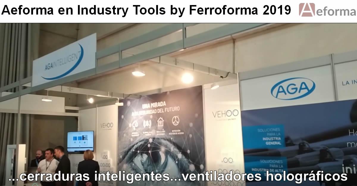 aeforma en industry tools by ferroforma 2019